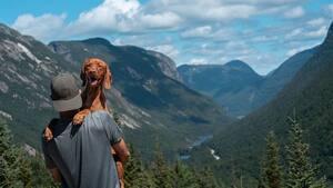 Image principale de l'article 17 belles randos à faire avec son chien au Québec