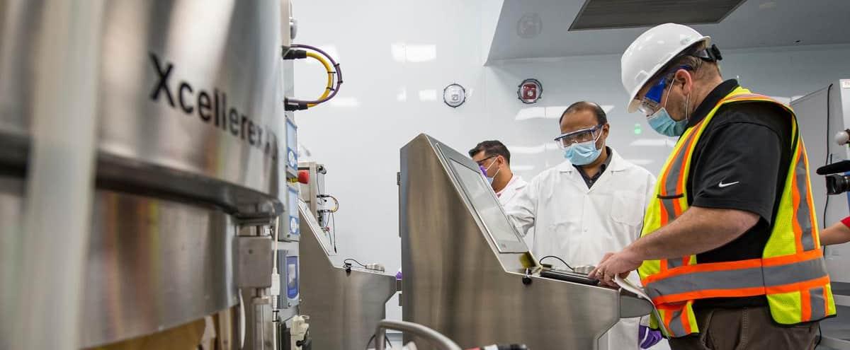 Un premier centre de production de vaccins au Canada