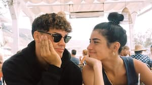 Image principale de l'article Dixie D'Amelio en couple avec ce tiktokeur connu