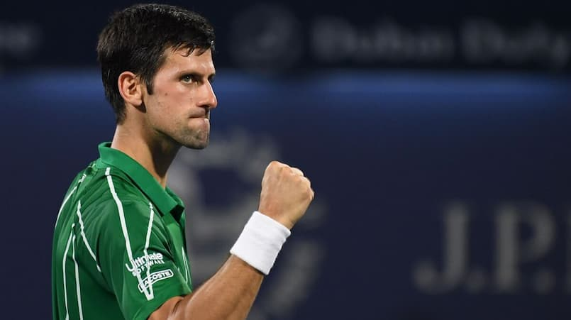 US Open: des conditions «impossibles» selon Djokovic