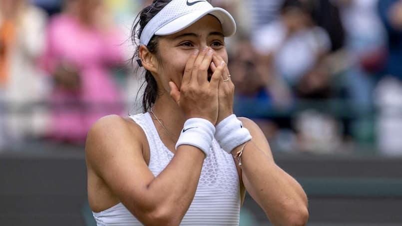 Wimbledon: la 338e mondiale en huitièmes de finale