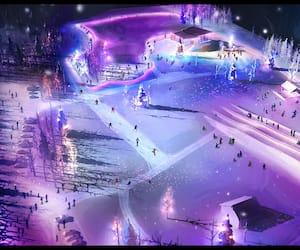 Image principale de l'article Sports d'hiver : un lieu enchanteur ouvre demain