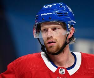 Le nouvel attaquant du Canadien, Eric Staal