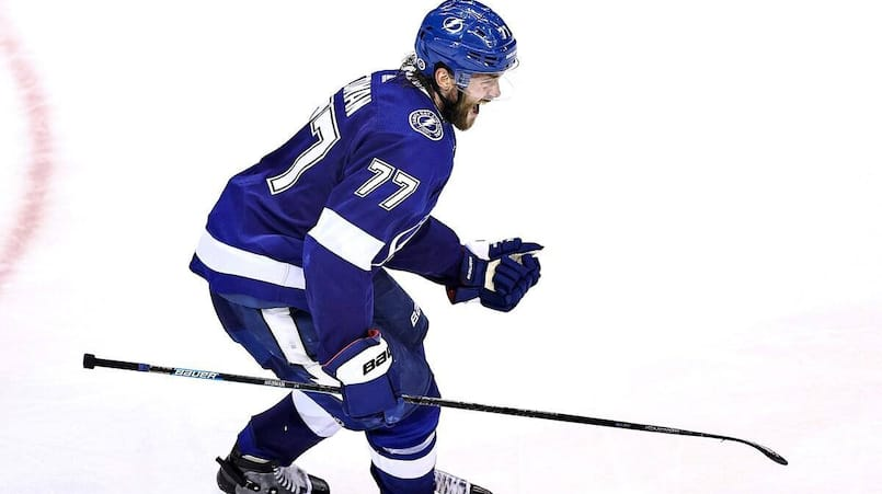 Victor Hedman, plus grand que nature
