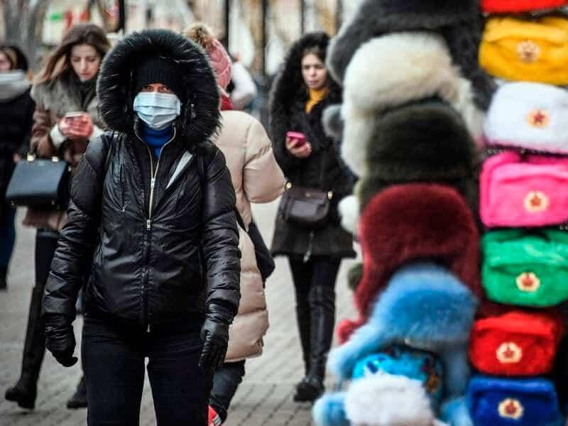 Coronavirus, la Russie ferme la dernière frontière. Première victime au Mexique