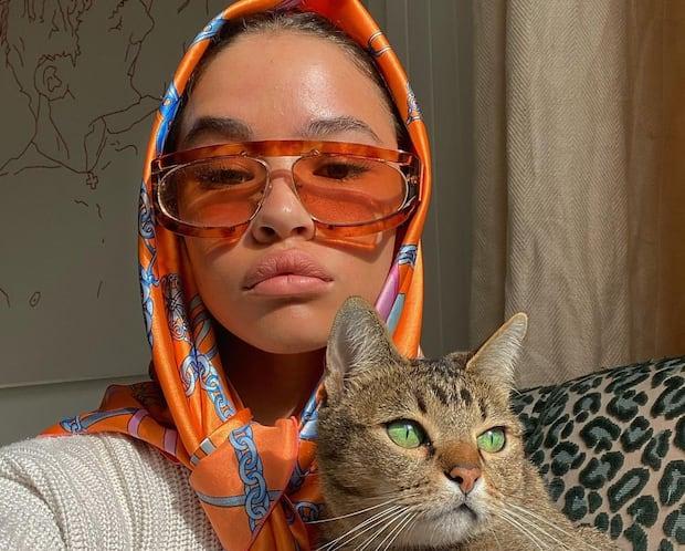 Image principale de l'article Cet été, le foulard est partout!