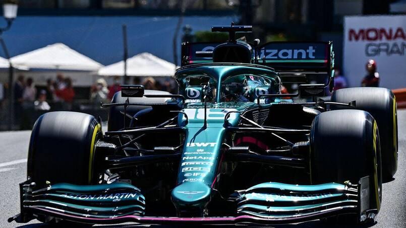 Grand Prix de Monaco: Vettel partira huitième, Stroll 13e
