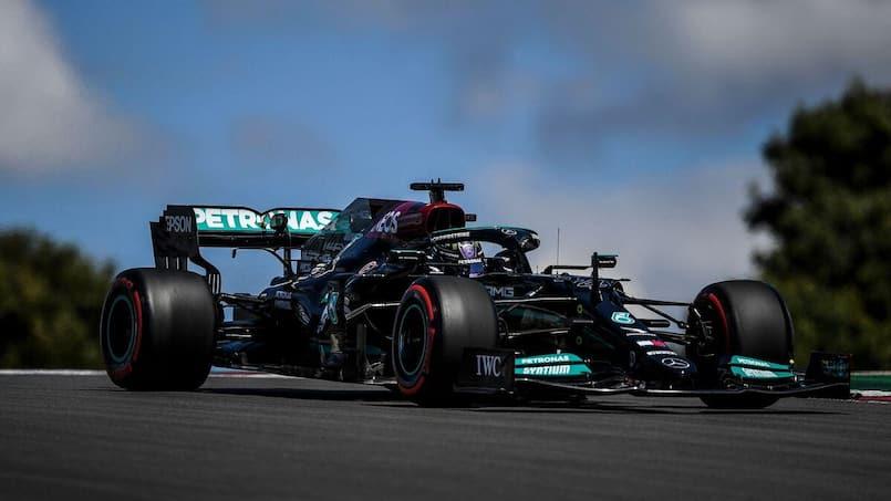 F1: Hamilton enfin le premier en essais libres