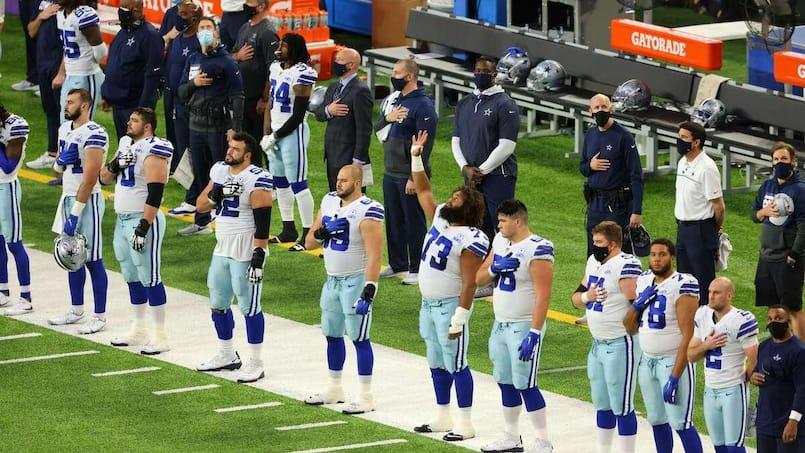 Les Cowboys en deuil