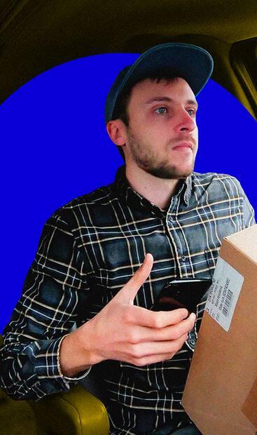Image principale de l'article Comment je suis devenu livreur de colis Amazon