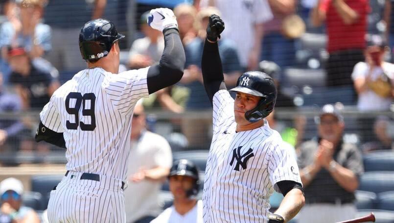 Aaron Judge guide les Yankees à la victoire