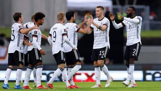 L'équipe d'Allemagne doit atterrir d'urgence