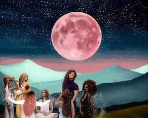 Image principale de l'article La signification de la pleine lune «des fraises»