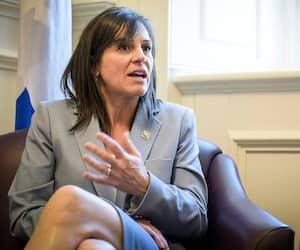 Isabelle Charest, ministre déléguée à l'Éducation et responsable du loisir et du sport