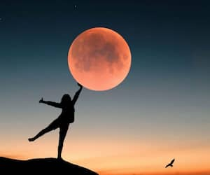 Image principale de l'article La pleine lune «de sang» va tout chambouler