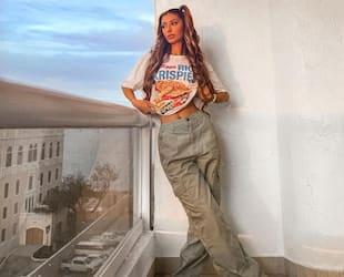 Image principale de l'article Comment porter le pantalon «baggy» avec style