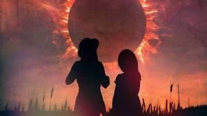 Image principale de l'article L'éclipse du 10 juin a une signification spéciale