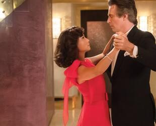 Simone et Karl (Lucy Liu et Jack Davenport) dansent un dernier tango.