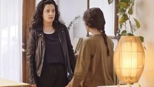 Toujours prête à aider les autres, Anaïs (Virginie Fortin) ne prend pas bien soin d'elle-même.