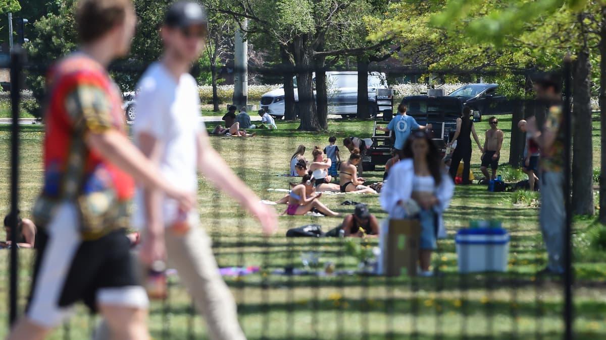 Les records de chaleur tombent au Québec