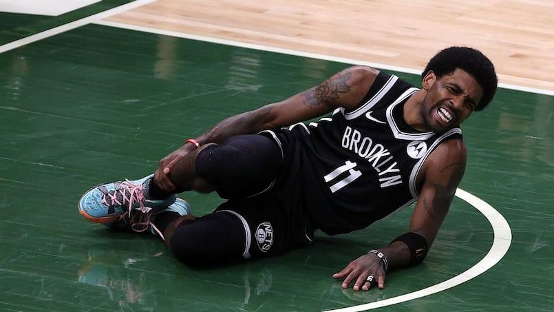 Les Nets perdent le match et Kyrie Irving