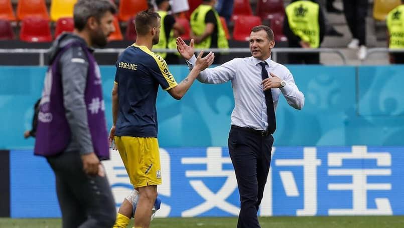 L'Ukraine à la recherche d'une première qualification pour les huitièmes