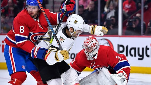 Canadiens-Golden Knights: neuf duels à la loupe