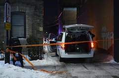 Montréal: un homme poignardé dans Verdun