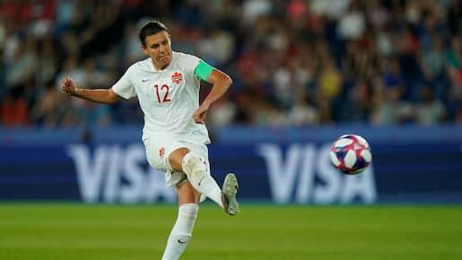 Canada Soccer: Pleins feux sur les femmes aux Jeux olympiques