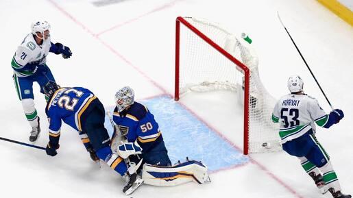 Les Canucks ont-ils trouvé la façon de vaincre les champions?