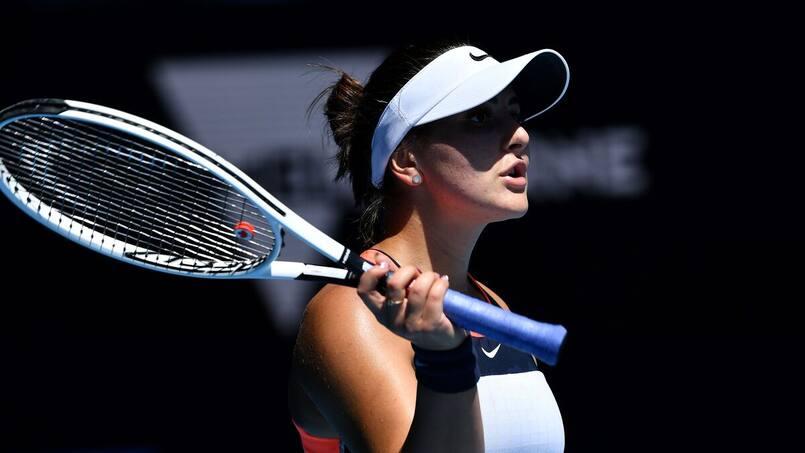 Andreescu stoppée en demi-finale à Melbourne