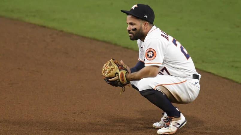 Les Astros au bord du gouffre