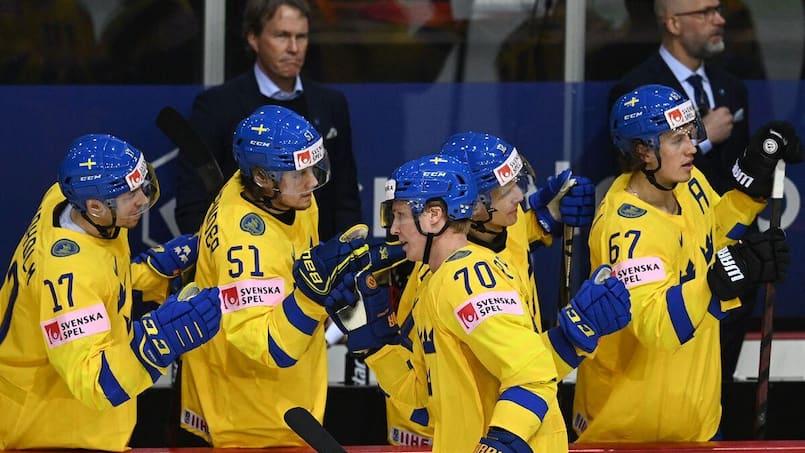 Mondial : enfin une victoire de la Suède