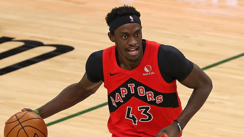 Pascal Siakam ne veut pas quitter Toronto