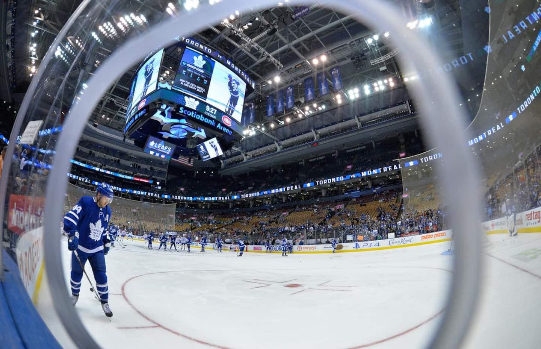 Équipes sportives de Toronto: le personnel devra être vacciné