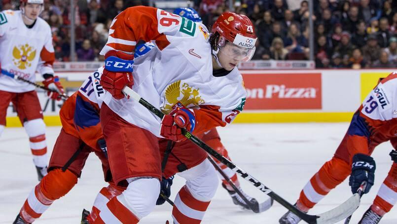 Alexander Romanov: une clause KHL dans le contrat