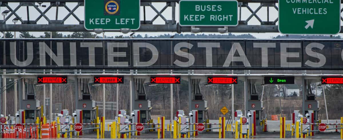 Réouverture de la frontière: voici tout ce que vous devez savoir avant d'aller aux États-Unis