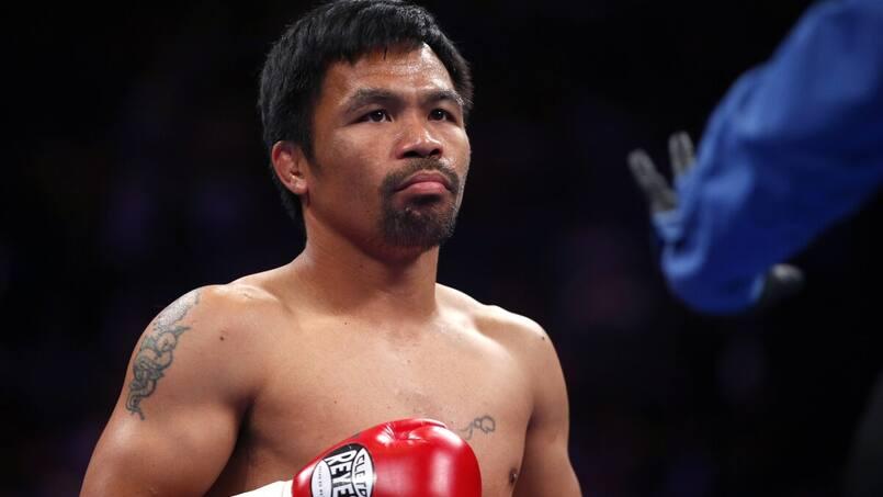 Une bonne nouvelle pour Manny Pacquiao