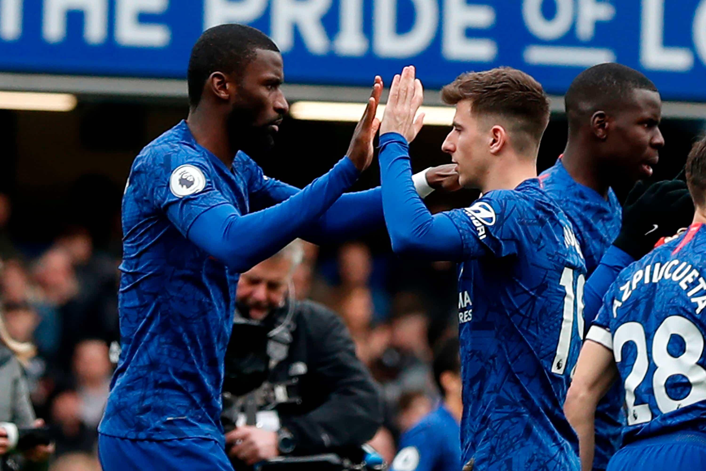 Un souci sur la baisse du salaire des joueurs — Chelsea