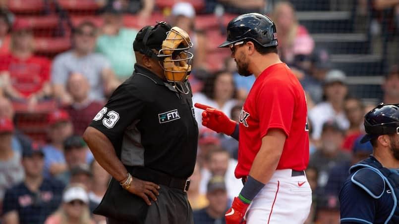 Les Red Sox l'échappent en prolongation