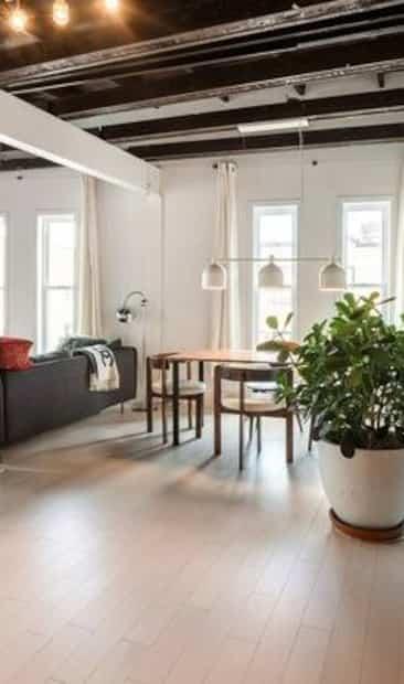 Image principale de l'article Un loft au-dessus du resto Le Mousso à vendre