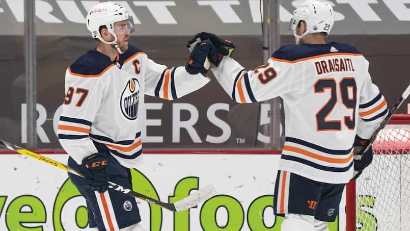 Oilers : place aux choses sérieuses
