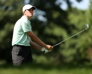 Le golfeur américain Davis Thompson