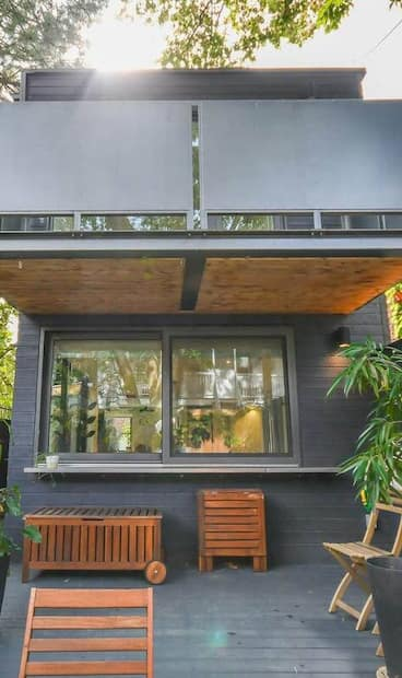 Image principale de l'article Une maison d'architecte en plein cœur du Village