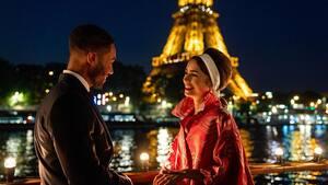 Image principale de l'article Des premières images de Emily In Paris saison 2