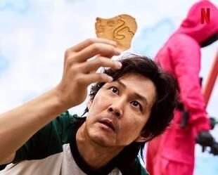 Image principale de l'article Voici la recette de biscuit comme dans Squid Game