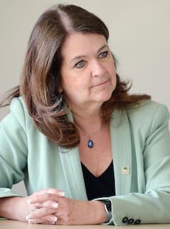 Sainte-Julie : La mairesse Suzanne Roy ne sollicitera pas un nouveau mandat