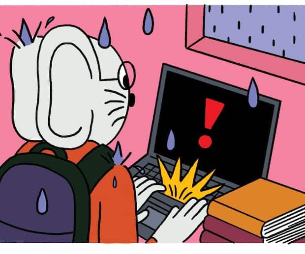 Image principale de l'article L'appart d'un étudiant sur dix a besoin de rénos