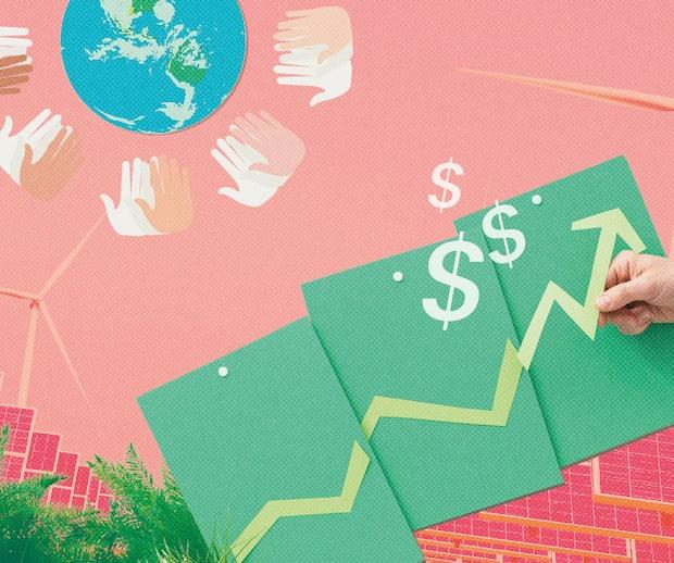 Image principale de l'article Investir vert, un choix payant sur tous les plans