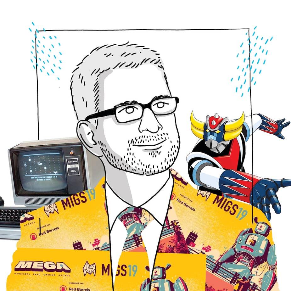 Image principale de l'article Musicien, politicien puis geek en chef!